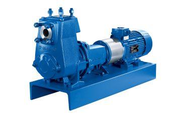 KSB Revised Self-priming Centrifugal Pump