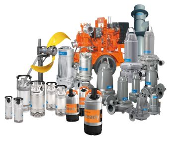 Xylem Expands Pump Rental Capabilities Across Europe and South Africa with Multi-Million Euro Investment