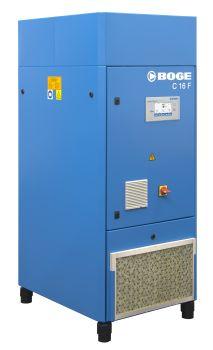 Neue öleinspritzgekühlte Schraubenkompressoren Boge