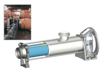 Pump Engineering´s Compact Pumps for Gentle Pumping of Sensitive Ingredients