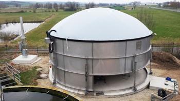 Weltec Biopower erweitert kommunale Kläranlage in Burgebrach