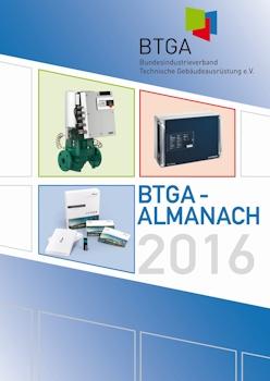 BTGA-Almanach 2016 erschienen