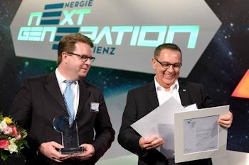 Alpha3 von Grundfos erhält Energieeffizienzpreis Perpetuum 2016