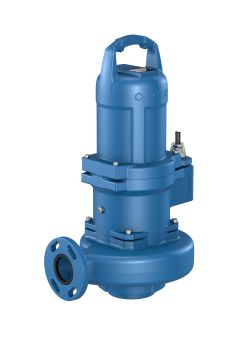 Highly Efficient Submersible Motor Pumps for a Broad Range of Applications by KSB