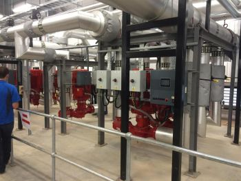 Armstrong Provides the Pumping Power for the Blackburn Meadows Heating Scheme
