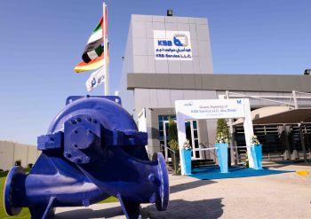 New KSB Service Centre in Abu Dhabi