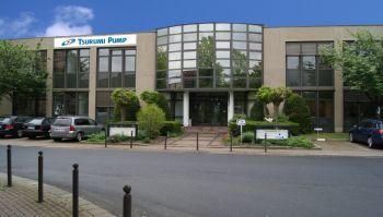 Tsurumi´s New European Headquarters