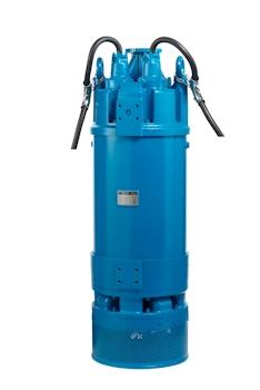 Tsurumi führt stärkste Pumpe in den Markt ein