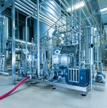PumpMeter by KSB Optimises Fluid Handling in the Life Sciences Industry