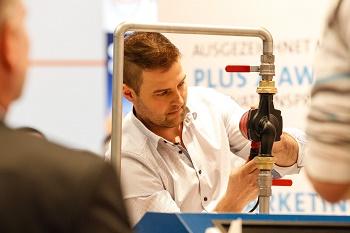 Grundfos kührt den Installer Champion auf der IFH/Intherm