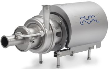 Alfa Laval  is Introducing Hygienic Pumping With more Efficiency and Less Noise