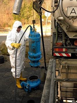 Emile Egger: Entwicklung der Turo-TA-Freistrom-Hydraulik für Rohabwasser in der Praxis