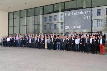 Praktikerkonferenz Graz feierte 20-jähriges Jubiläum