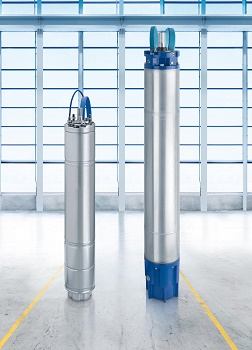 New Synchronous Motors Make for Highly Efficient Submersible Borehole Pumps