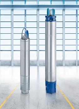 KSB: Neue Synchronmotoren machen Unterwassermotorpumpen hocheffizient