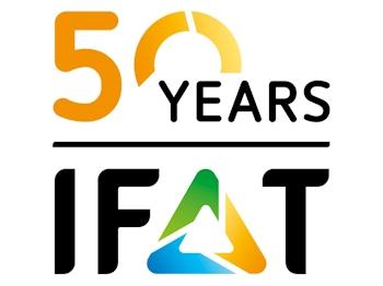 50 Jahre IFAT