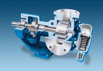 Tough, Heavy Duty Gear Pumps For Industrial Pumping by Michael Smith Engineers