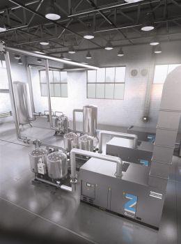 Atlas Copco Expands its ZH Oil-Free Centrifugal Compressor Range