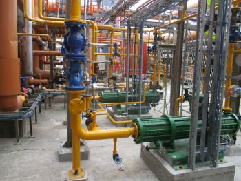 "Hermetic´s Canned Motor Pumps in Use at ""Noretyl AS"" (INEOS) in South-East Norway"