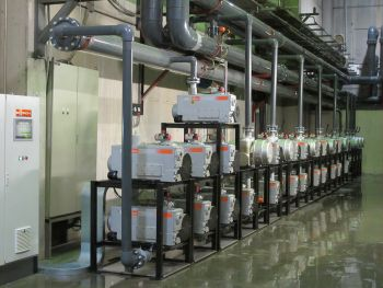 Energy-Efficient Vacuum Supply for Food Packaging by Busch