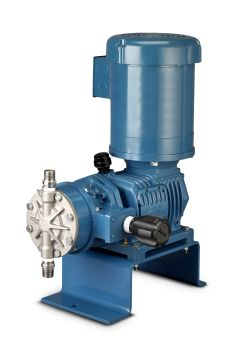 Neptun to Debut New Metering and Peristaltic Pumps