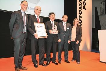 """""""MM Award"""" für den Matrix Konverter U1000 von Yaskawa"""