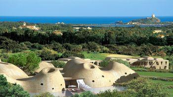 Climaveneta Heat Pumps for the Villas of the New Resort, Designed by Fuksas Architect