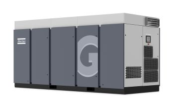 Atlas Copco Bolsters Large Screw Compressor Range with New VSD Models Offering Improved Flow and Energy Savings