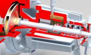New safe, reliable, cost-effective SPX Flow Pumps for transfer of hot oil and hot water