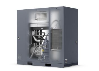 Atlas Copco's Updated GA Fixed-Speed Compressor Range Offers Greater Efficiency with a Smaller Footprint