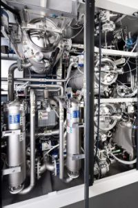 EcoCCompact from Dürr Ecoclean, a New Space-Saving System for Cleaning and Preservation with Hydrocarbons and Modified Alcohols