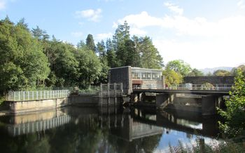 Voith Modernizes Small Hydroelectric Power Station for One of the UK's Largest Energy Suppliers