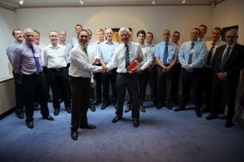 Bower Bows Out as BPMA Technical Committee Chairman and Hollins Hops On-board
