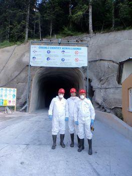 Tsurumi Pumps for Copper Ore