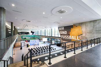 Wilo fördert gutes Klima im stimmungsgeladenen Deutschen Fußballmuseum
