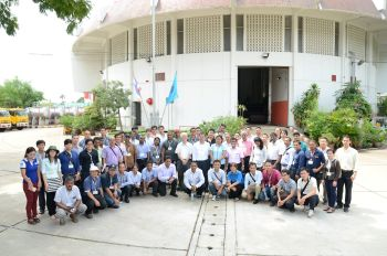 Ebara Holds Seminars for Flood Control Pumps in Thailand