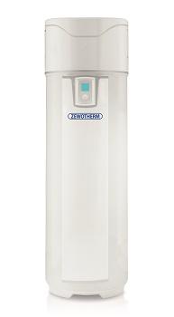 Intelligente und netzwerkfähige Trinkwasserwärmepumpe von Zewotherm