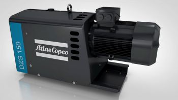 Atlas Copco Launches New DZS Dry Claw Vacuum Pump Range