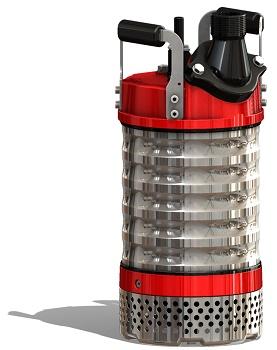Die neuen leichten Schmutzwasser-Tauchmotorpumpen der P-Serie