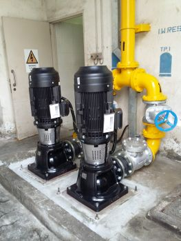 Rovatti Pompe Provides Pumps for Tuas South Incineration Plant