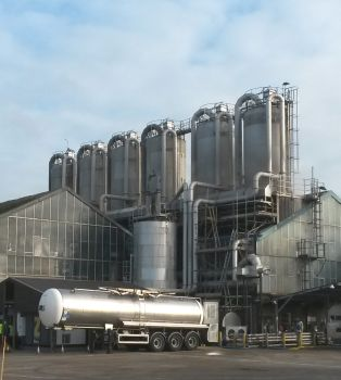Energy Efficient Rotary Screw Blowers from Atlas Copco Aid Yeast Production for Lallemand GB