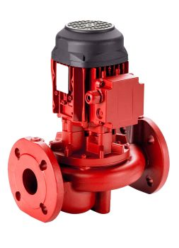 New In-Line Pumps for Building Services by KSB