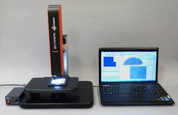 Pamas: Mikroskop für die automatische Membranfilteranalyse