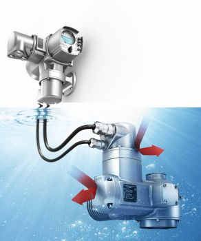 AUMA Presents New Actuator for Underwater Use