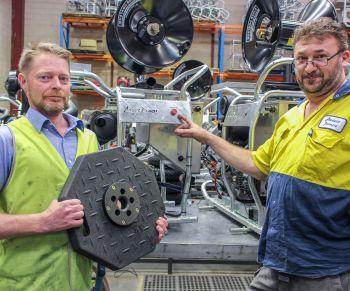 Aussie Ups Jetter Safety