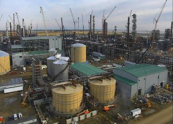 Canadian Refinery to Recycle Its Water with GE's Wastewater and Chemical Treatment Technologies