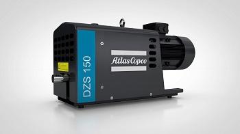 Atlas Copco stellt wartungsfreundliche Klauen-Vakuumpumpe vor