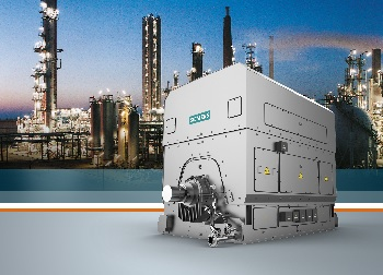 Siemens Extends High-Voltage Motor Portfolio to Include New Series up to 70 MW