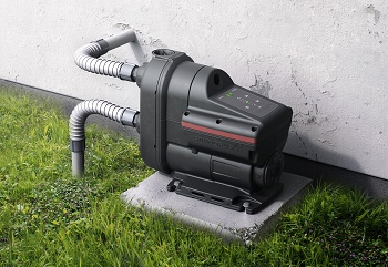 Grundfos Hauswasserwerk Scala2 – kompakt und hocheffizient