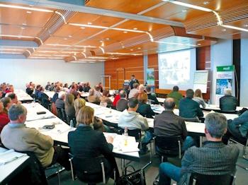 Neue Fachtagungsreihe: Umgang mit Regenwasser aus Misch- und Trennkanalisationen